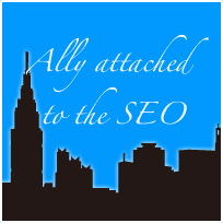 Ally attached to the SEO